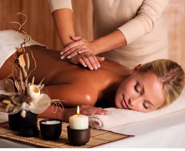 Thai Aromatic Massage